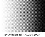 fade halftone background.... | Shutterstock .eps vector #713391934