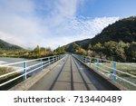 Small photo of Gowan Bridge South Island New Zealand