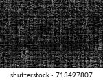 abstract black and white... | Shutterstock . vector #713497807