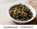 zahter   brine herb thyme  ... | Shutterstock . vector #713641027