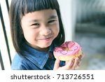 happiness smiling face of asian ...   Shutterstock . vector #713726551