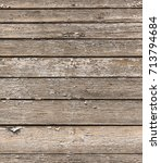 rustic wood texture with... | Shutterstock . vector #713794684