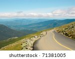Mount Washington Road View And...