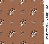 texture in cartoon style ...   Shutterstock .eps vector #713842465