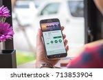 chiang mai  thailand  ...   Shutterstock . vector #713853904