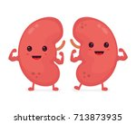 happy cute smiling healthy... | Shutterstock .eps vector #713873935