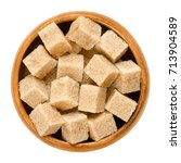 Demerara Brown Sugar Cubes In...