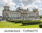 Small photo of German parliament building (Reichstag) in Berlin, Germany