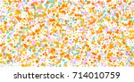bright background of... | Shutterstock .eps vector #714010759