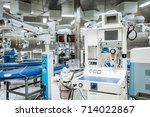 ophthalmology operation room... | Shutterstock . vector #714022867