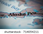 Small photo of Alaska Peninsula, USA.