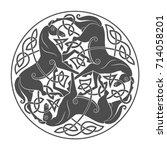 Ancient Celtic Mythological...