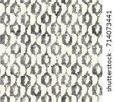 abstract irregular striped...   Shutterstock .eps vector #714073441