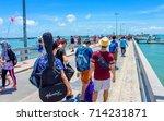 koh lan island  pattaya city ... | Shutterstock . vector #714231871