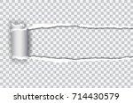 set vector realistic... | Shutterstock .eps vector #714430579