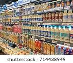 bangkok  thailand   september... | Shutterstock . vector #714438949