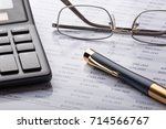 finance. | Shutterstock . vector #714566767