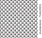 abstract seamless pattern... | Shutterstock .eps vector #714619051