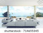 3d rendering   illustration of... | Shutterstock . vector #714655345