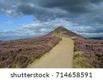 Hill In Peak District