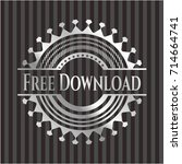 free download silvery badge