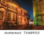 cairo  egypt   september 2009   ...   Shutterstock . vector #714689515