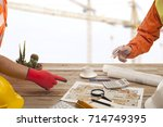 civil engineering  | Shutterstock . vector #714749395