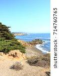 Small photo of Coastline in Cambria, California