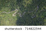 aerial top view top view of the ... | Shutterstock . vector #714822544