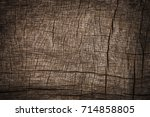 old wood texture background | Shutterstock . vector #714858805