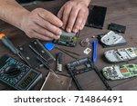 Broken Cell Phone Repair....