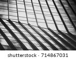 abstract architecture detail | Shutterstock . vector #714867031