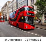 london  uk   circa june 2017 ... | Shutterstock . vector #714908311