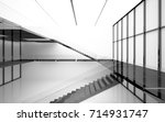 abstract white and black... | Shutterstock . vector #714931747