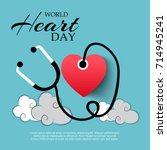 vector illustration of a banner ... | Shutterstock .eps vector #714945241