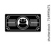 cash icon | Shutterstock .eps vector #714995671