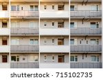 Small photo of Facade of a council tower block in Bermondsey, London