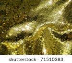 Elegant Sequined Sparkling...