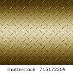 steel plate metal background    Shutterstock . vector #715172209