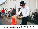 minsk  belarus.august 12  2017... | Shutterstock . vector #715211815