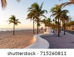 Sunrise At Fort Lauderdale...