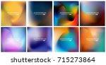 abstract creative concept...   Shutterstock .eps vector #715273864