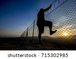 escape    Shutterstock . vector #715302985