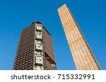 mexico city  mexico   circa... | Shutterstock . vector #715332991