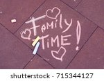 Family Time Words. Words Famil...