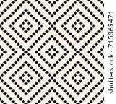vector seamless pattern. modern ... | Shutterstock .eps vector #715369471