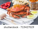 Crab Festival. Steamed Crabs...