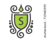 Monogram Logo And Identity...