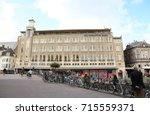 leiden  the netherlands  ...   Shutterstock . vector #715559371