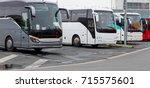 bus company - stock photo